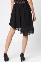 Black ClubCouture Skirts
