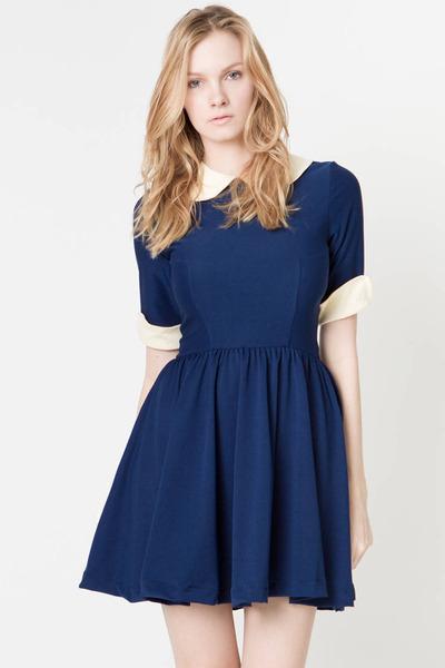 peter pan dress ClubCouture dress