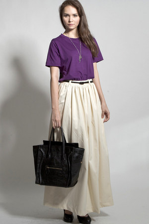 ClubCouture bag - ClubCouture skirt - ClubCouture t-shirt