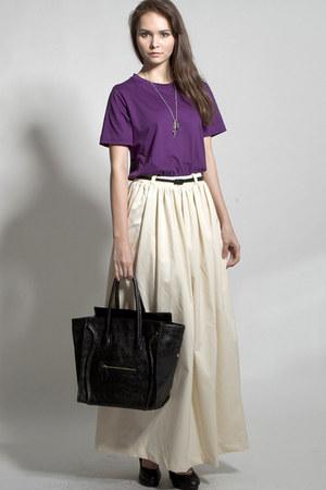 ClubCouture bag - ClubCouture skirt - ClubCouture t-shirt
