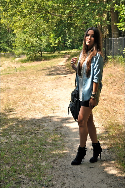 How to Wear Ankle Lace up Boots Lace up Ankle Zara Boots
