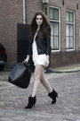 Black-buckle-givenchy-boots-black-leather-zara-jacket