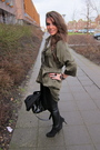 Black-zara-boots-green-zara-blouse-black-topshop-leggings