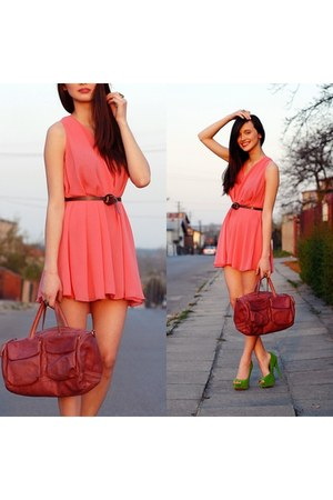 chiffon Love dress