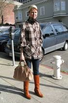 Zara coat - Rafe purse - shoes