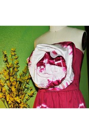 magenta Candice Janeen dress