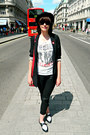 Black-bowler-hat-h-m-hat-black-mk-one-blazer-red-satchel-paperchase-bag