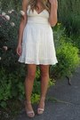 Off-white-eyelet-club-monaco-dress-nude-cork-sole-lauren-conrad-for-kohls-heel