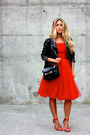 Red-tulle-chicwish-dress