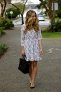 Cream-floral-anine-bing-dress