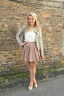 Express-jacket-tinley-road-skirt-dorothy-perkins-blouse-anne-klein-pumps