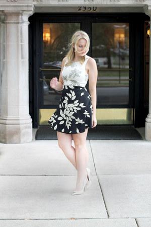 Zara dress - Anne Klein heels