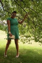 Target dress - Candies  Kohls sunglasses - ModClothcom bracelet - vintage amore