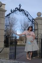 moms vintage skirt - everylittlecountsnet t-shirt - vintage gift from sister pur