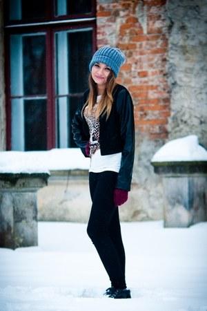 drywash hat - Bershka jacket - F&F pants