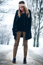 H&M hat - Top Secret jacket - Reporter pants