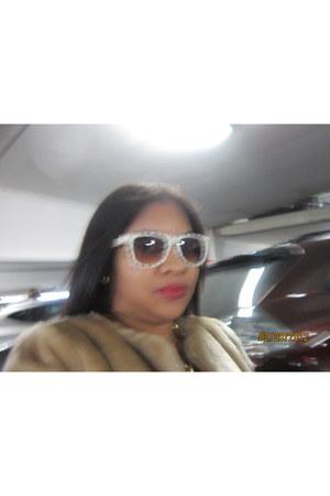 Aldo sunglasses - Forever 21 coat