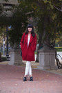 Red-zara-coat