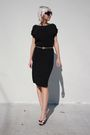 Black-ralph-lauren-dress-gold-vintage-belt-black-forever-21-sunglasses-bla