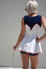White-vintage-from-castaway-vintage-top-blue-vintage-shorts-red-c-ronson-sho