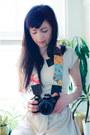 Lauren-conrad-dress-anthropologie-cardigan