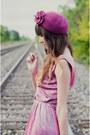 Vintage-dress-vintage-hat