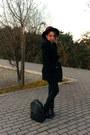 Black-zara-boots-black-new-yorker-coat-black-zara-jeans