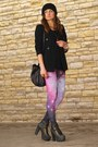 Black-jeffrey-campbell-boots-black-h-m-hat-bubble-gum-romwecom-leggings