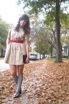 dress - belt - accessories - socks - shoes
