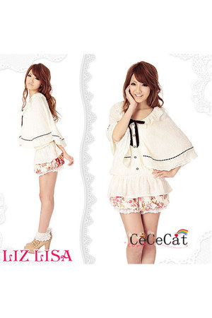 sweet Liz Lisa blouse