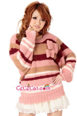 cute and soft Liz Lisa sweater