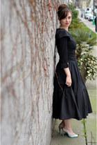 black Joseph Ribkoff dress