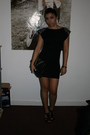 Black-asos-dress-black-steve-madden-shoes-black-miss-selfridges-purse