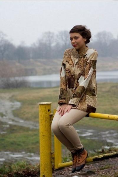 camel coat coat