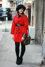 Black-forever-21-shoes-black-vintage-dress-vintage-pierre-cardin-coat-vint