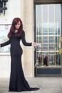 Black-sheinside-dress