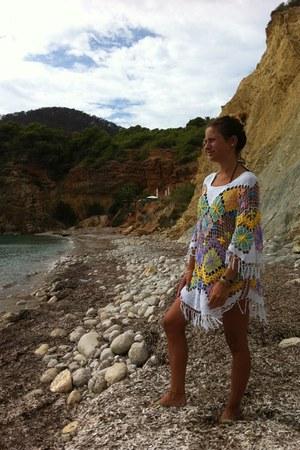 Hippy Market Las Dalias dress - Roxy sandals