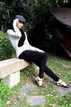 Zara shoes - H&M hat - Zara top - Forever 21 pants