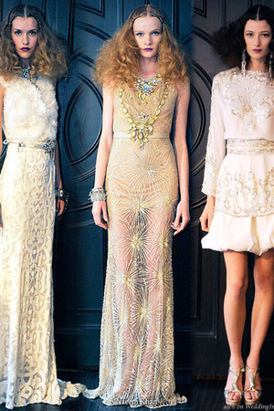 Naeem Khan dress - Naeem Khan dress - Naeem Khan dress