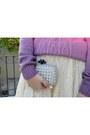 Bubble-gum-asos-sweater-ivory-bottega-veneta-bag-cream-topshop-pumps