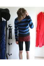 Hooch top - Topman vest - H&M shorts