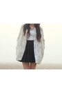 Black-new-look-boots-cream-h-m-coat-white-diy-hair-accessory