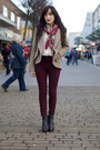 Black-new-look-boots-brick-red-burgundy-jeans-topshop-jeans