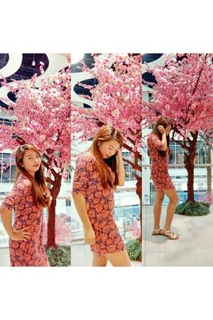 floral dress meganneshop dress