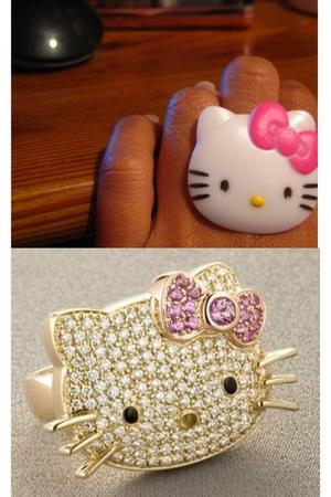 Plastic HK ring accessories