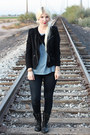Black-steve-madden-boots-black-levis-jeans-black-target-jacket