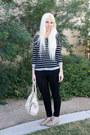 Black-levis-jeans-black-tj-maxx-shirt-eggshell-coach-purse