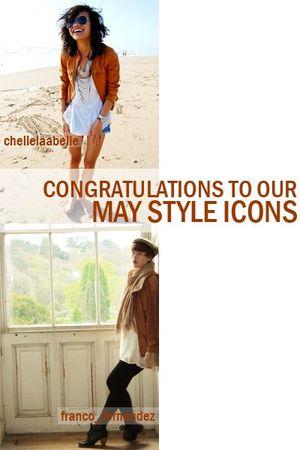 brown jacket - beige scarf - black leggings