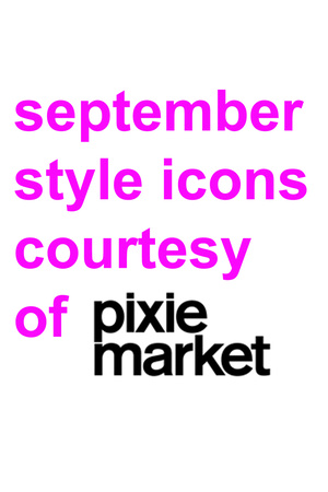 September Style Icons
