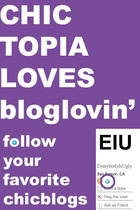 Follow your favorite ChicBlogs on Bloglovin'